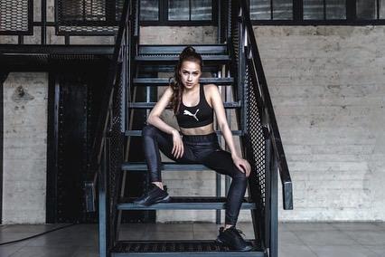 Девушка дня. Алина Загитова и ее фотосессия в Cosmopolitan