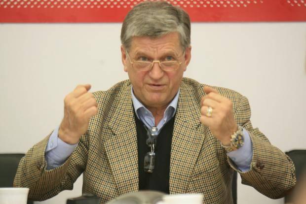 Александр Тихонов: Правление СБР понимает, что им труба – вот и собирает конференцию