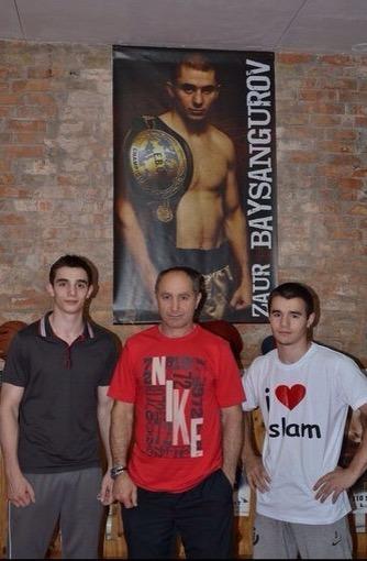 После смерти отца и тренера братья Байсангуровы возобновят восхождение на боксерский Олимп