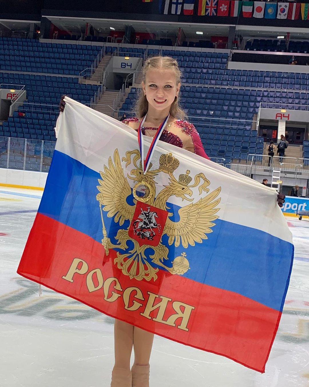 Александра Трусова - Страница 2 Image-2407-1589036132