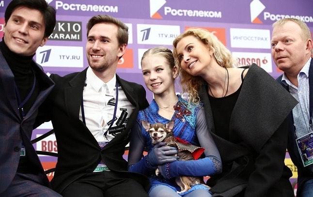Александра Трусова - Страница 2 Image-3152-1589036141