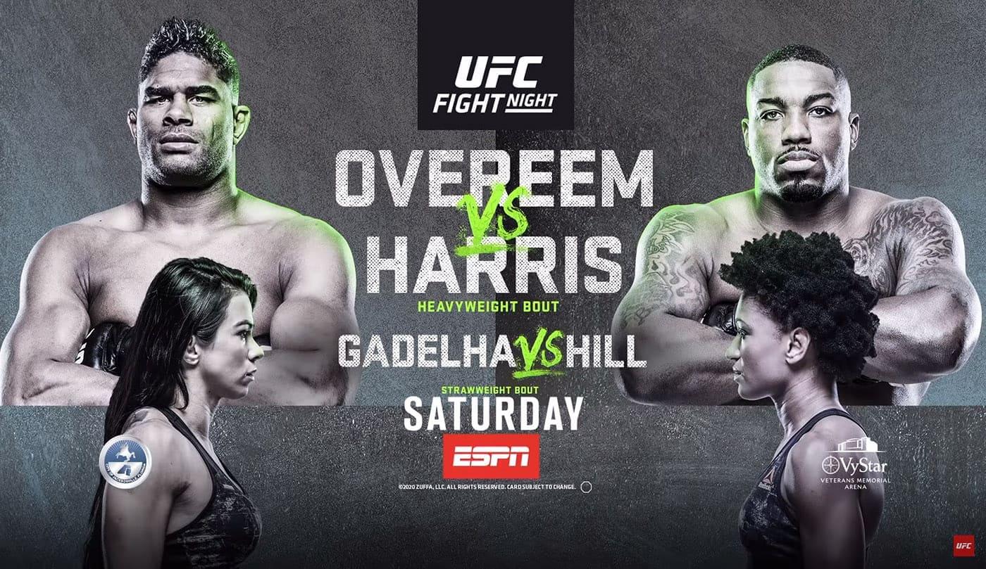 UFC on ESPN 8. Что смотреть кроме главного боя?