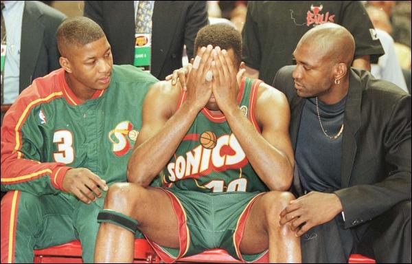 Не в титуле счастье? 10 главных неудачников финалов НБА за последние 30 лет