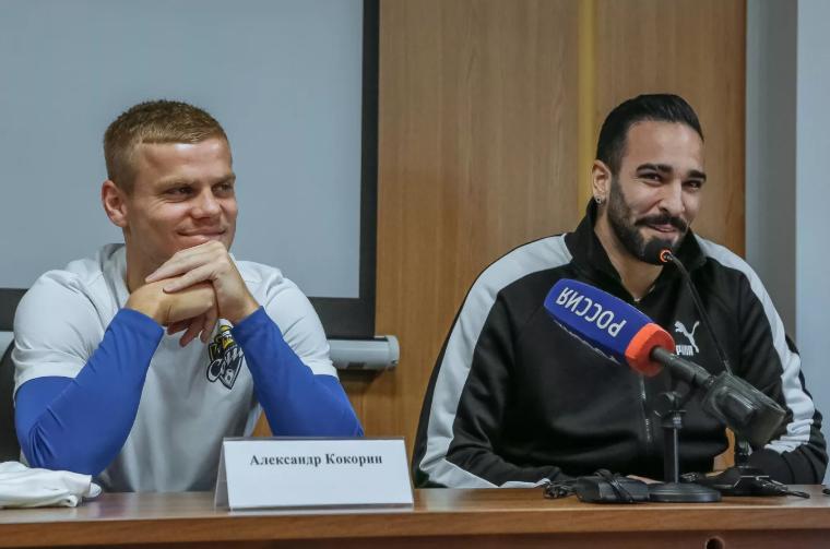 В продаже золотой медали ЧМ-2018 подозревают одноклубника Кокорина по «Сочи»