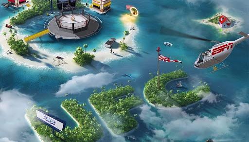 Октагон на пляже. Чем еще примечателен «Бойцовский остров» UFC?