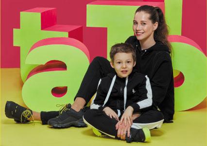 Расскажи, как твоя семья любит спорт. ОКР и ZASPORT проведут конкурс для спортивных семей