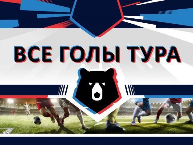 Шедевр от Костюкова. Видео всех голов 23-го тура РПЛ
