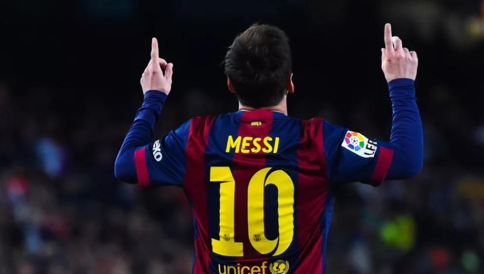 Месси поставил точку в истории с уходом из «Барселоны»