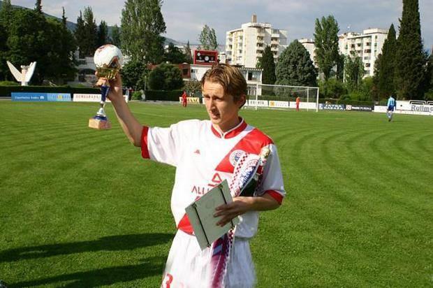«Футбол в Боснии силовой, грязный, но юный Лука все равно был лучшим»