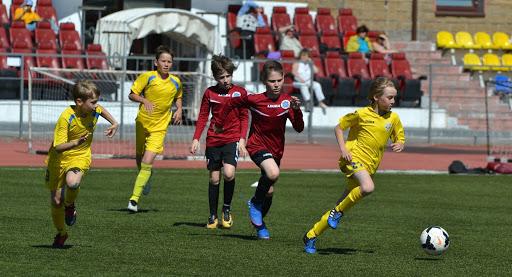 Региональные футбольные центры дарят новые футбольные таланты