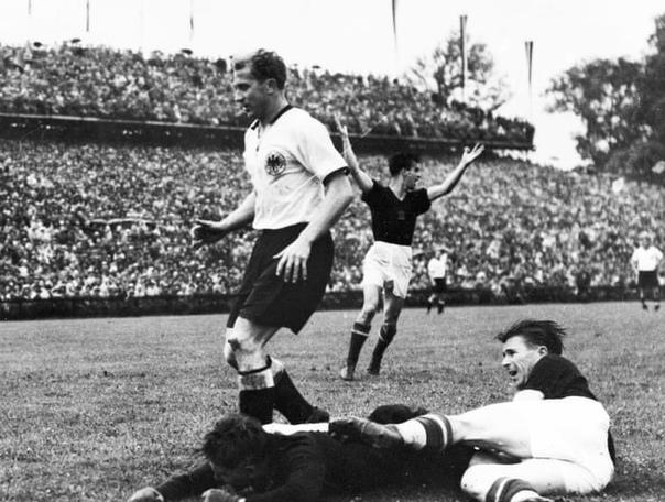 Природа против Гитлера. 84 года назад в Берлине сорвалась первая футбольная трансляция