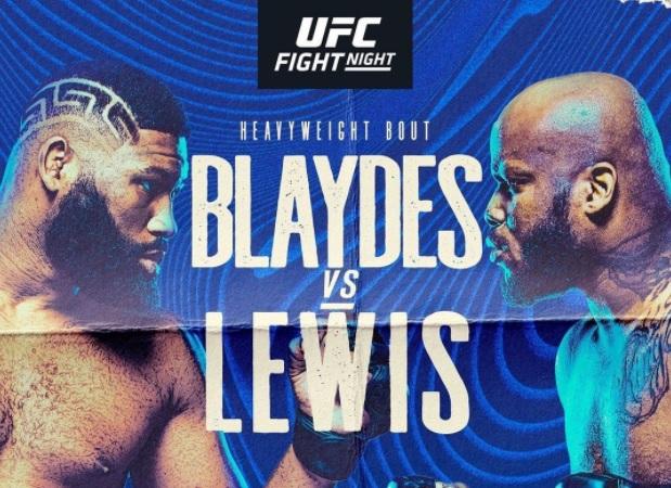 Стоит ждать жесткого нокаута. Блейдс и Льюис готовы разорвать друг друга в октагоне UFC