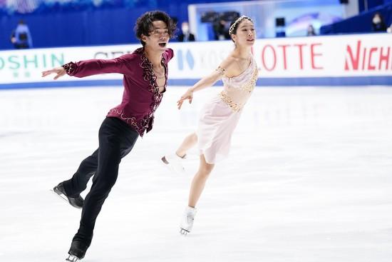 Вместо Кихиры и Ханю - танцующий Такахаси. В Японии финишировала серия Гран-при