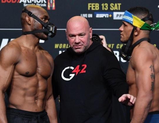 Нигерийский кошмар для бразильца. В воскресенье Усман подерется с Бернсом в UFC