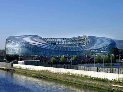 «Стойкость» ирландской армии и ассиметрия. Стадион «АВИВА», Дублин