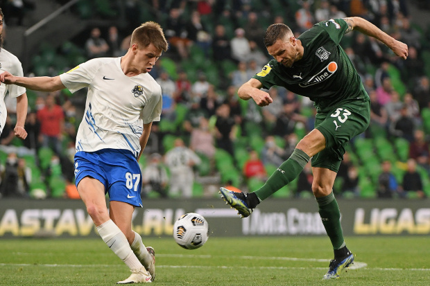 Виктор Гончаренко: Хотелось бы, чтобы игроки выходили на замену более агрессивно