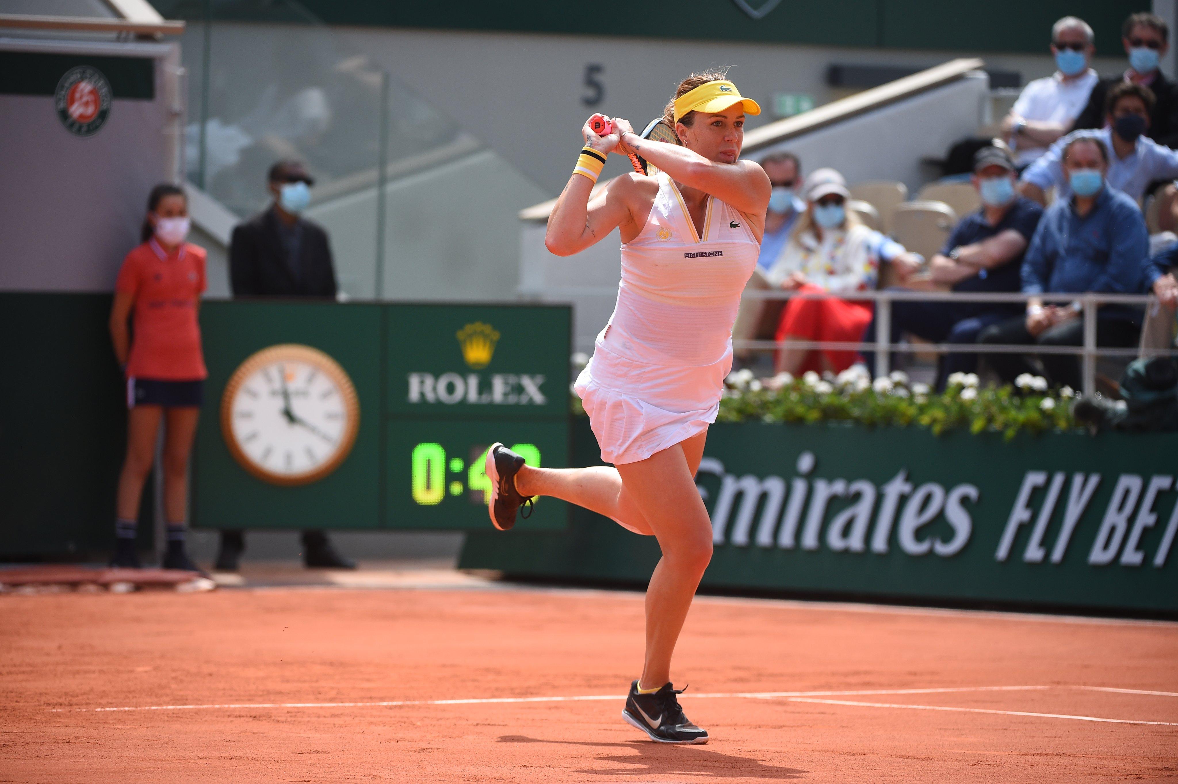 Праздник отменяется. Павлюченкова проиграла золотой сет в финале «Ролан Гаррос»