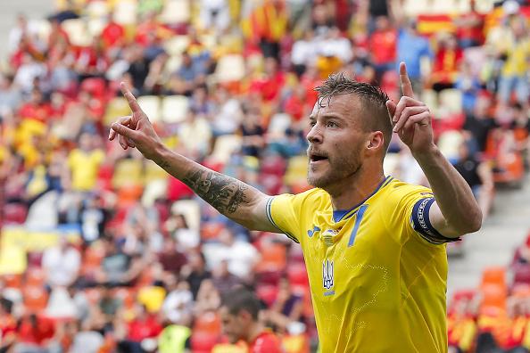 Сборная Украины одержала первую победу на Евро-2020, переиграв Северную Македонию
