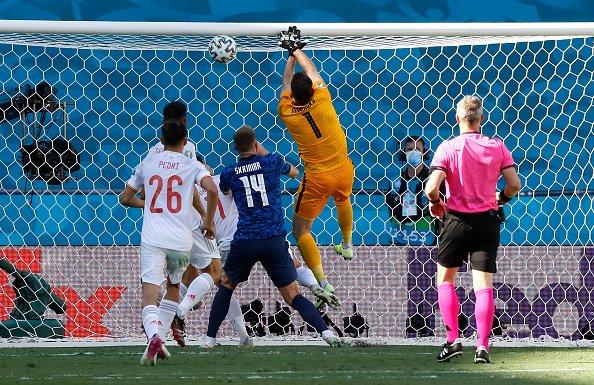 Сборная Испании разгромила Словакию и вышла в плей-офф Евро-2020