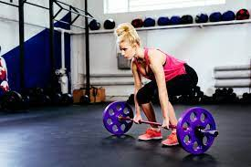 Преимущества выполнения становой тяги для похудания
