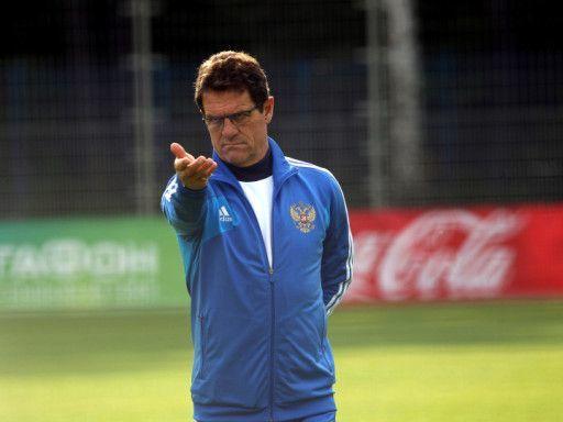 Капелло прокомментировал новость о желании вновь стать главным тренером сборной России