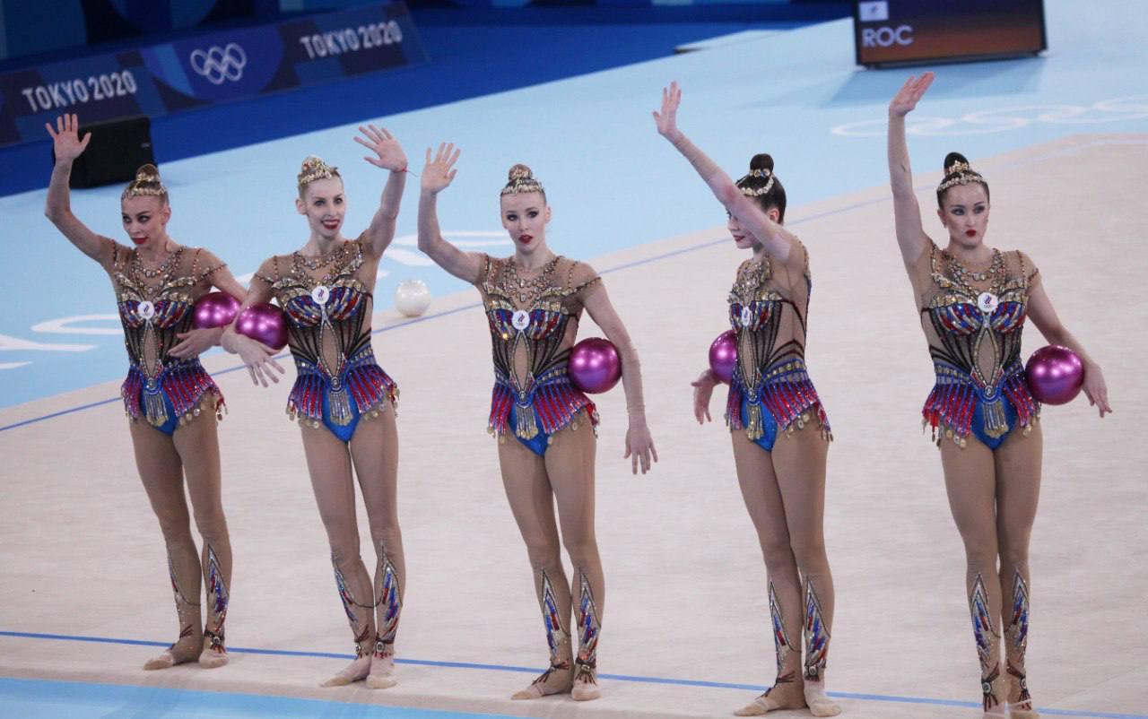 Социолог Максим Шугалей поддерживает российских гимнасток